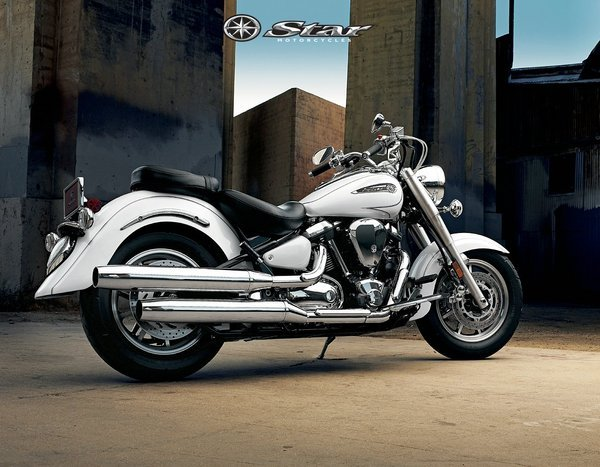 2008 Yamaha Road Star Review  Top Speed