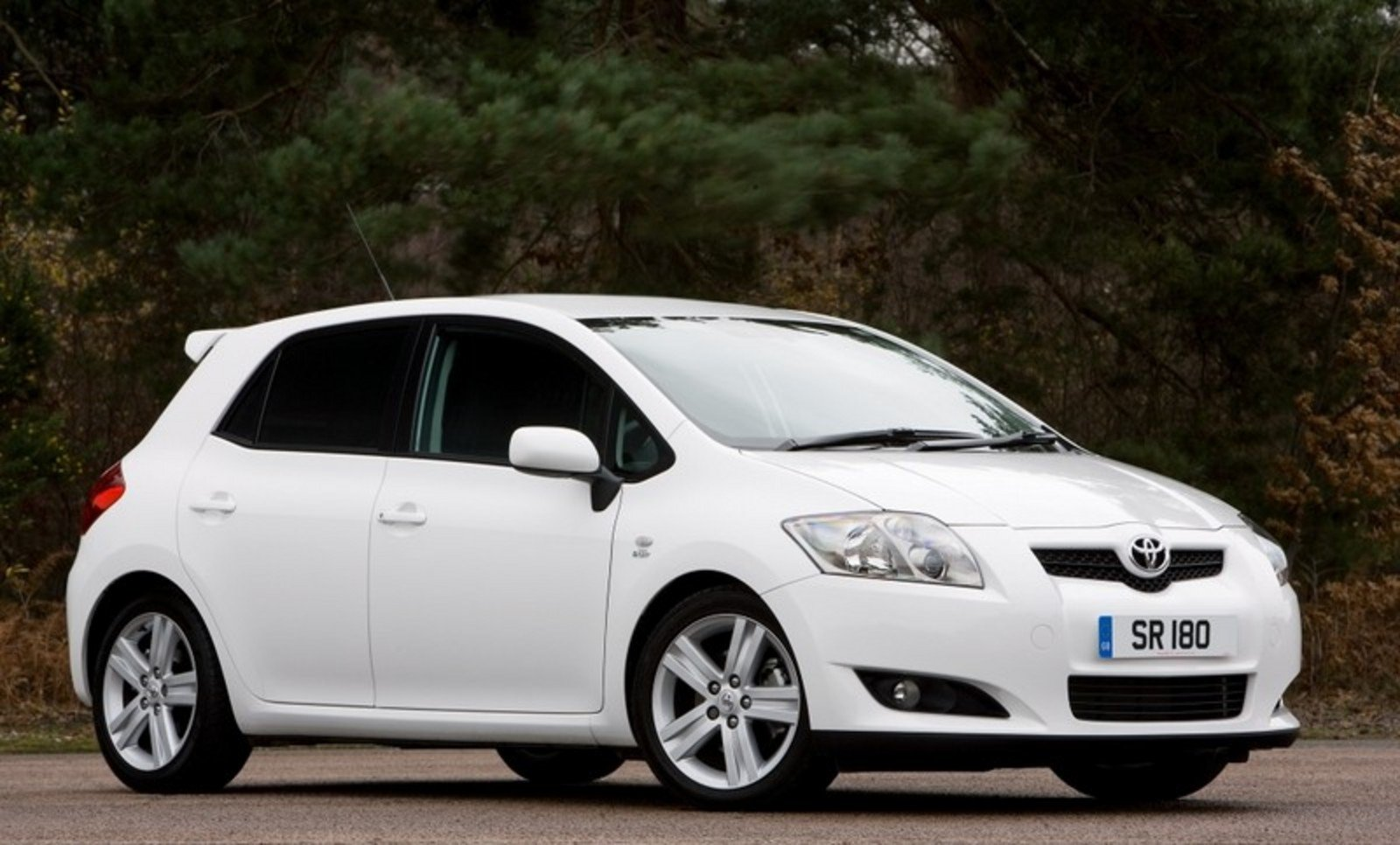 all new yaris trd camry australia 2008 toyota auris sr180 review - top speed