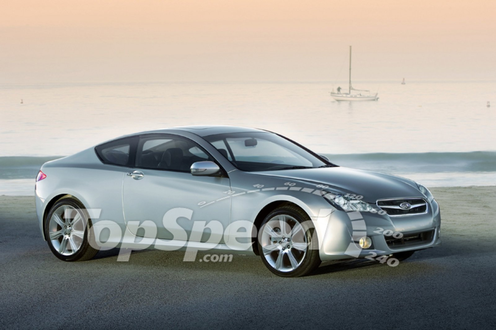 2010 Subaru Rwd Coupe News  Top Speed