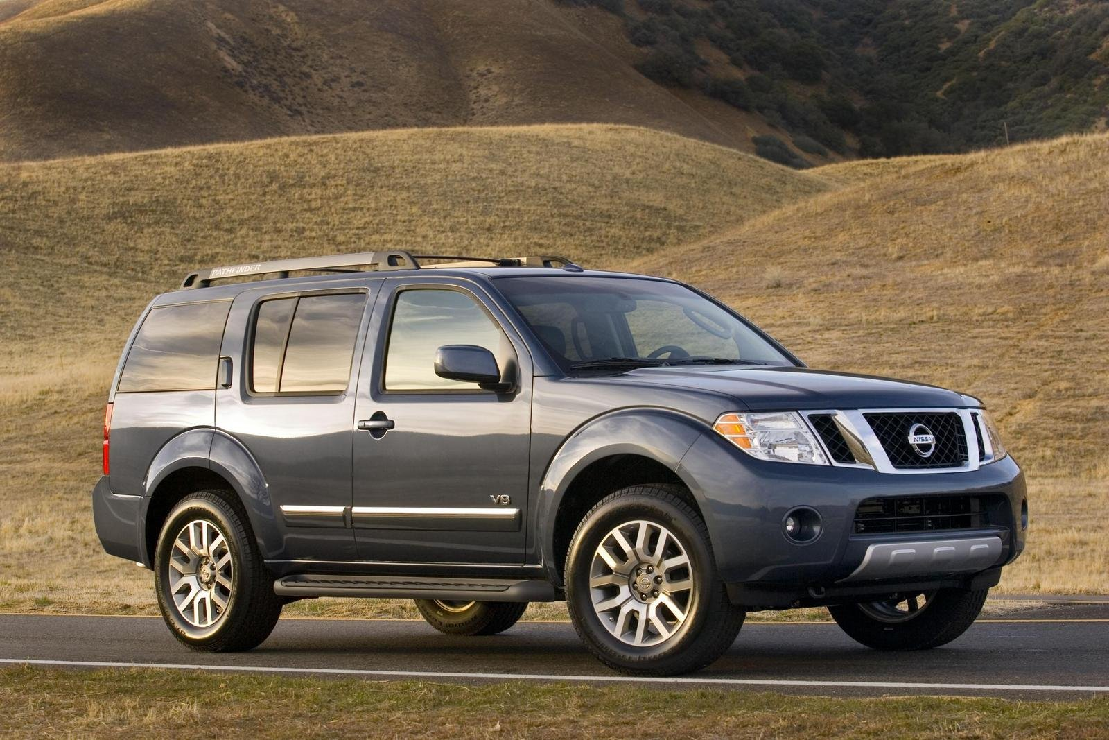 2009 Nissan Pathfinder Review  Top Speed
