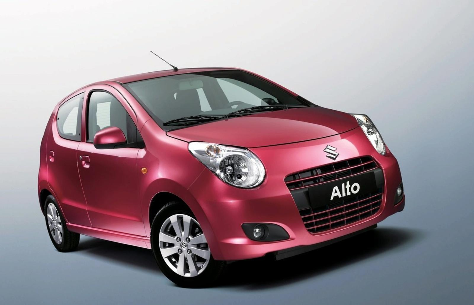 2009 Suzuki Alto Review  Top Speed