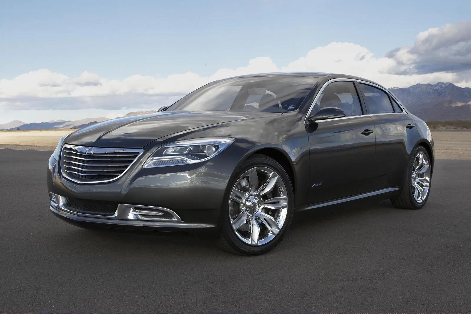 2009 Chrysler 200c Ev Concept Review  Top Speed