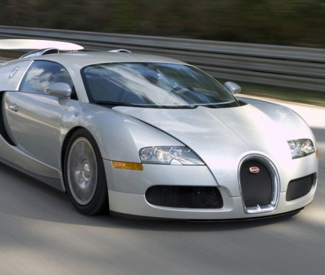 Bugatti Veyrons Production Coming To An