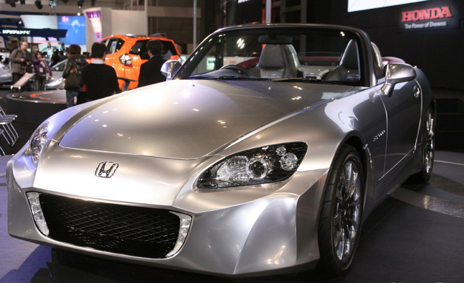 hight resolution of 2009 honda sports s2000 modulo concept