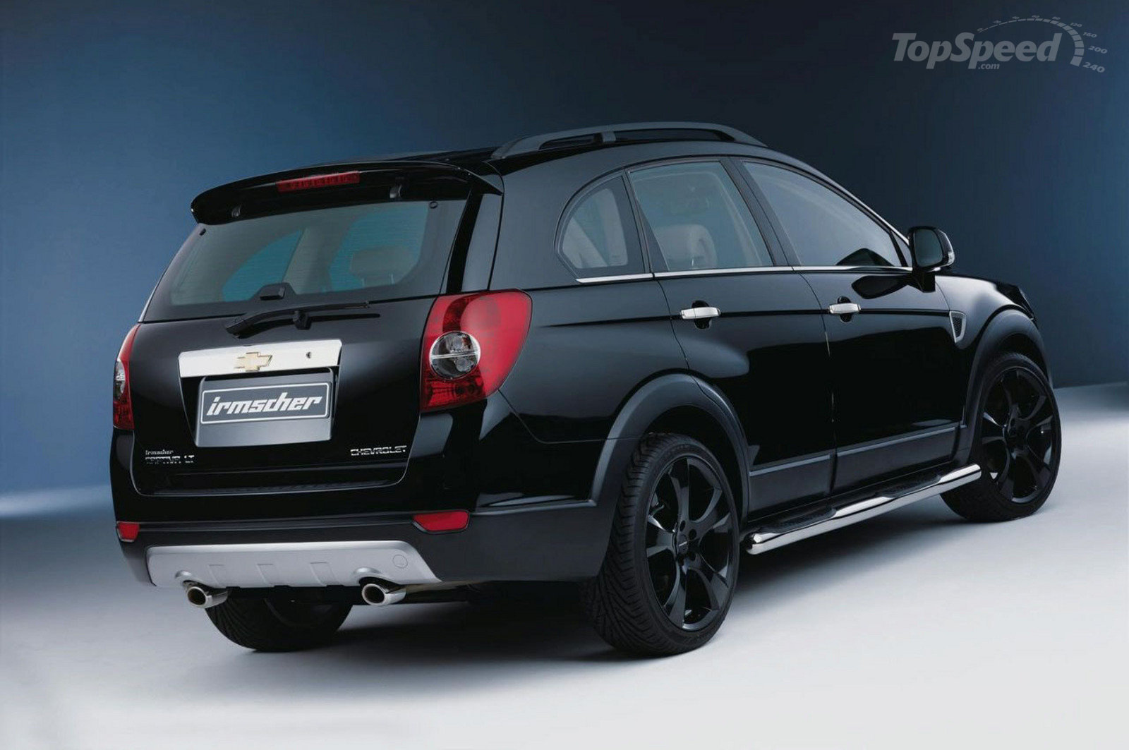 hight resolution of chevrolet captiva by irmscher