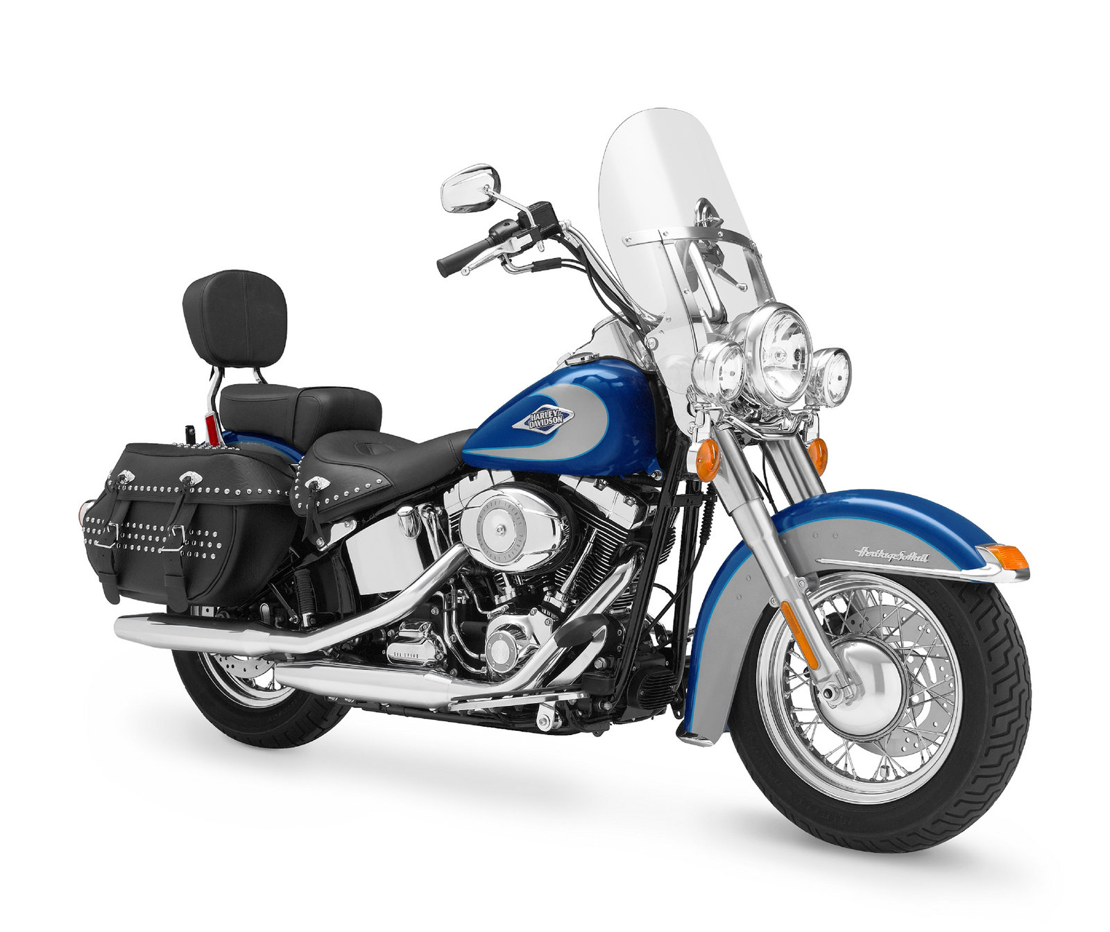 2006 Harley Softail Wiring Diagram 2009 Harley Davidson Flstc Heritage Softail Classic Review