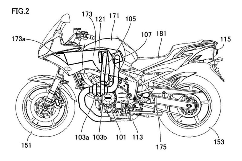 Yamaha's Newly Patented Turbo-diesel Engine To Be