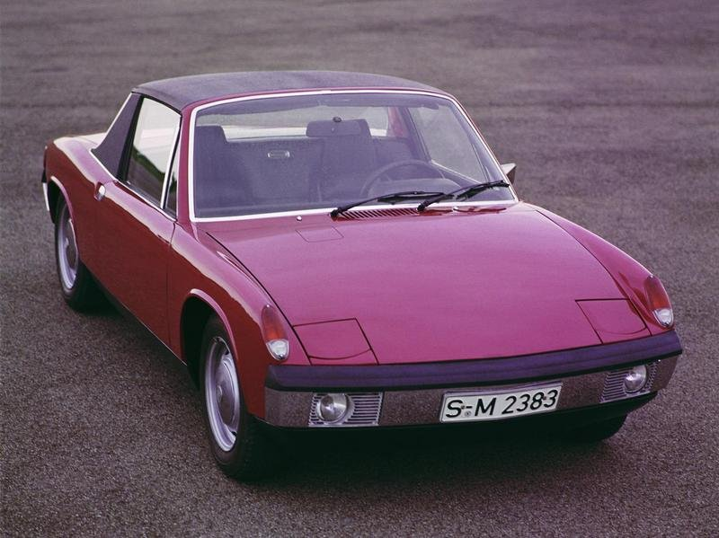 Porsche 914 Photos Pictures Pics Wallpapers Top Speed