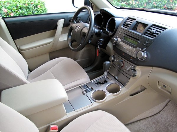 2010 Toyota Highlander Car Review Top Speed