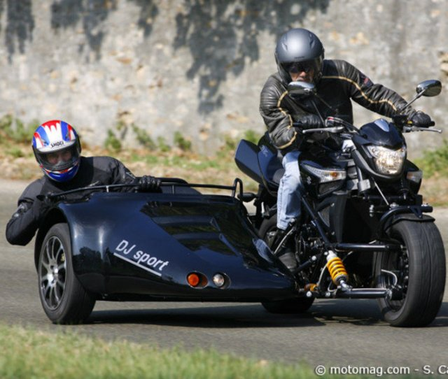 Dj Sport Suzuki B King Sidecar Pictures Photos Wallpapers Top Speed