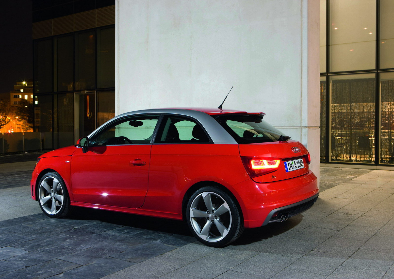 2011 Audi A1 S-Line - Picture 351520   car review @ Top Speed