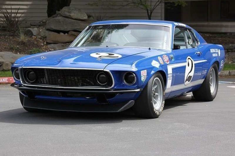 Download Muscle Cars Hd Wallpapers 1969 Shelby Trans Am Mustang Boss 302 For Sale On Ebay