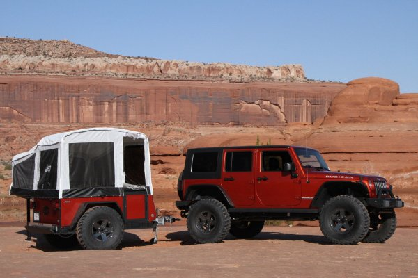 Jeep Offroad Camper Trailers From Mopar Gallery 369709