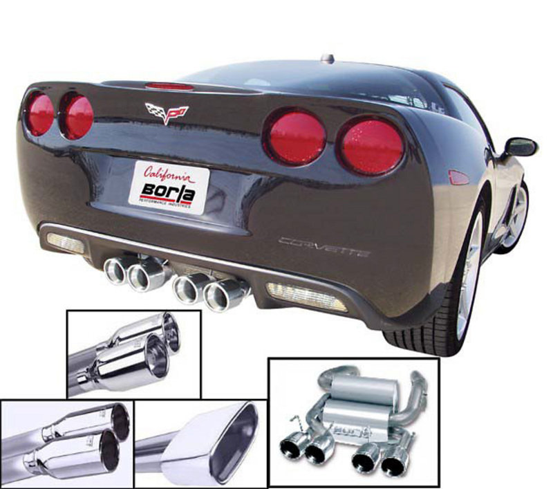 buy an aftermarket exhaust for your car