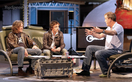 top gear game for the iphone and ipad to be released soon