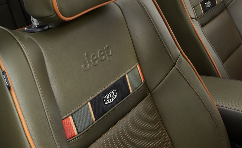 2011 Jeep Grand Cherokee 70th Anniversary Edition  Top Speed