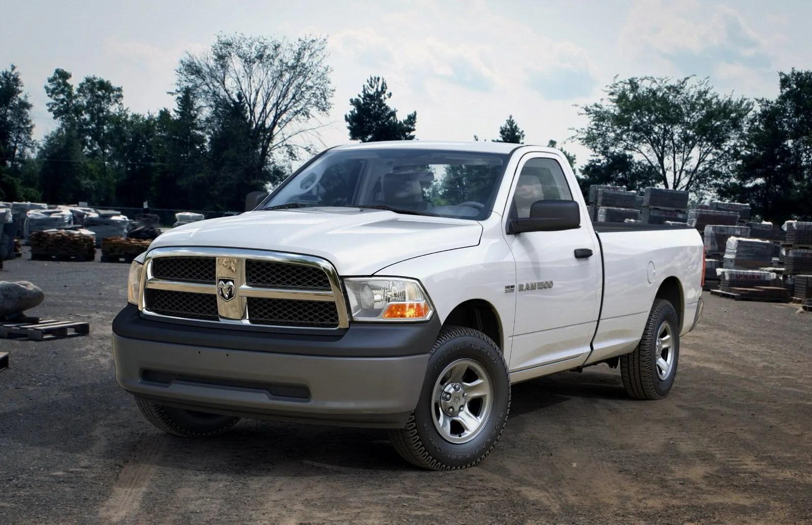2011 Dodge Ram Tradesman Pictures Photos Wallpapers