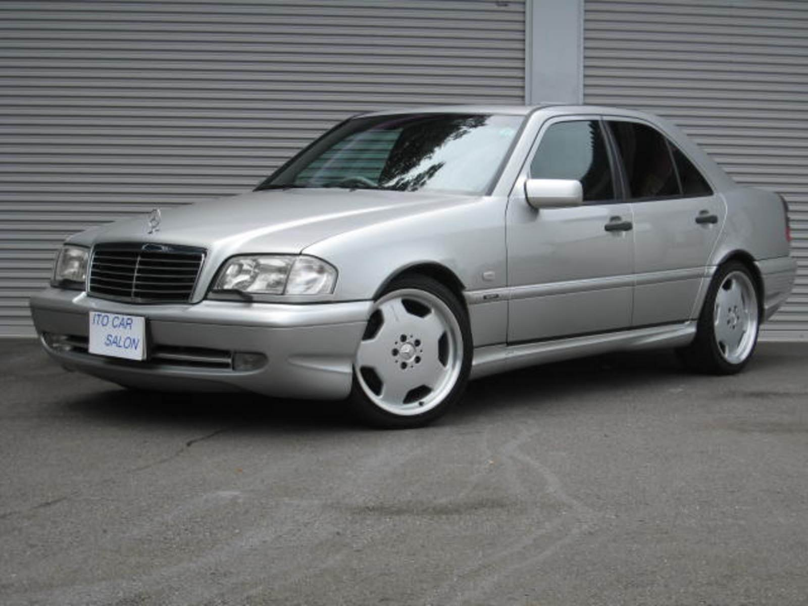 hight resolution of 1998 mercedes c43 amg