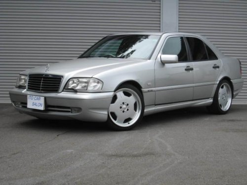 small resolution of 1998 mercedes c43 amg