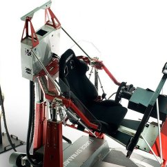 Hydraulic Racing Simulator Chair Wood Folding Table And Chairs Set Force Dynamics Is The God Of Gaming Top Speed