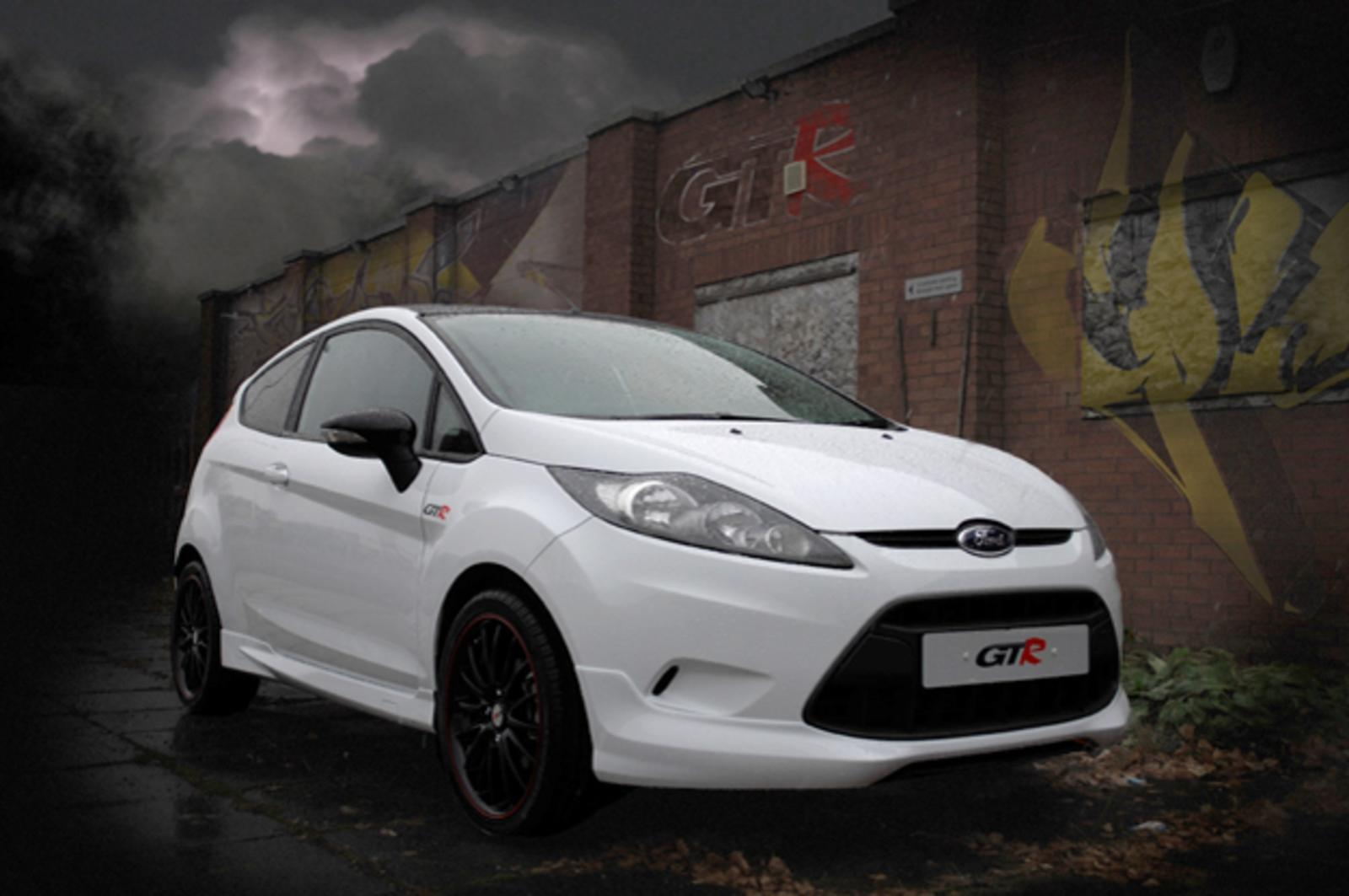 2011 Ford Fiesta GTR Review  Top Speed
