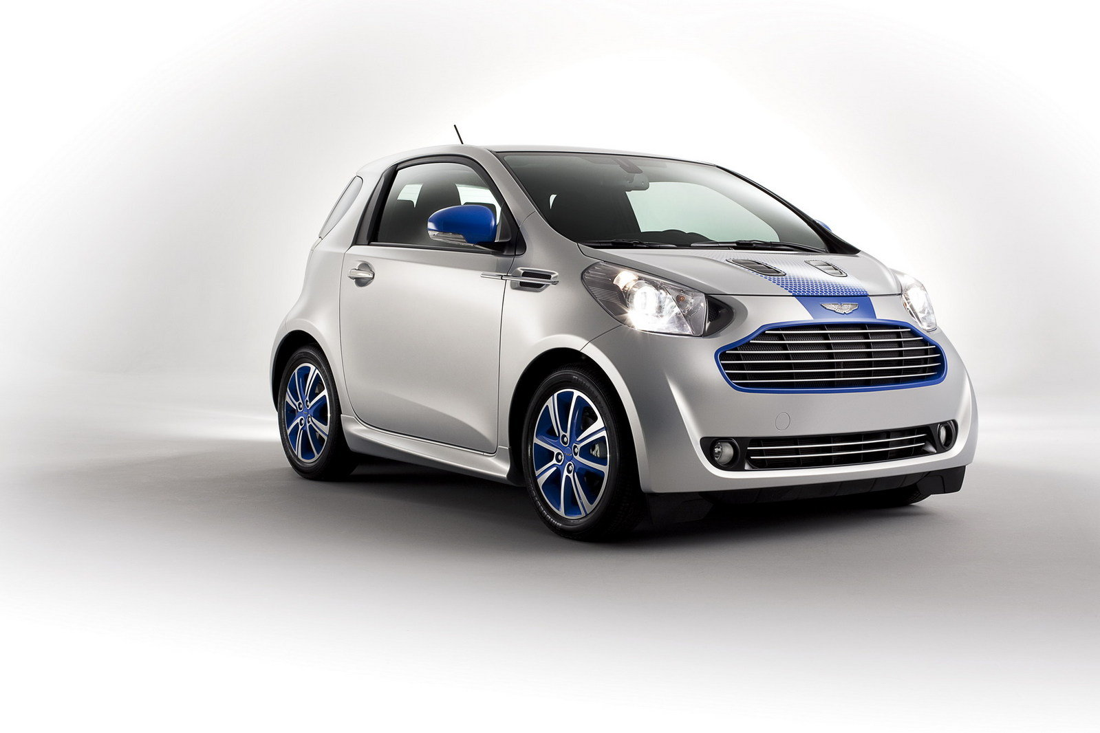 2011 Aston Martin Cygnet  Colette Limited Edition  Top Speed