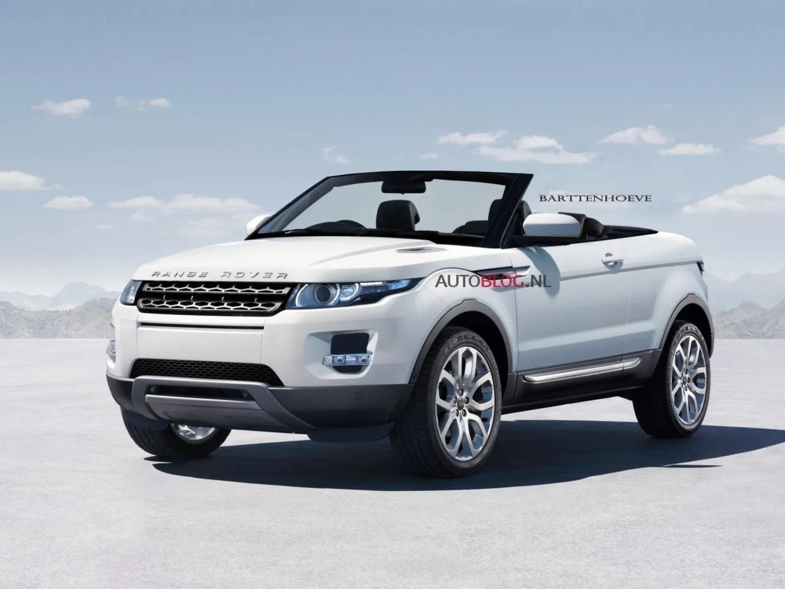 2014 Range Rover Evoque Cabrio Review Top Speed