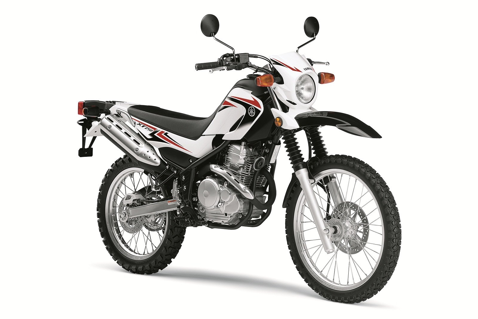Yamaha Xt250 Pictures Photos Wallpapers