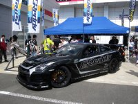 2011 Nissan GTR 35RX By GReddy