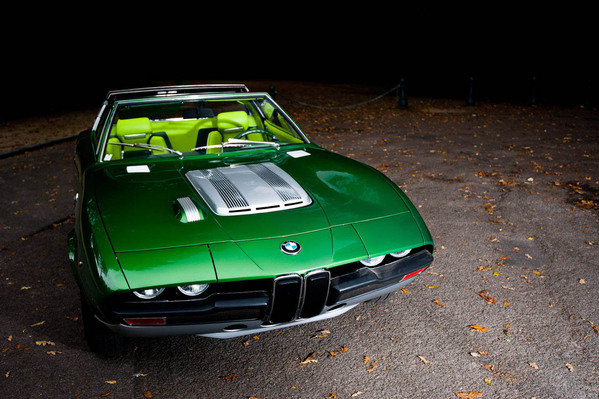 1969 Bmw Spicup Convertible Coupe Review  Top Speed