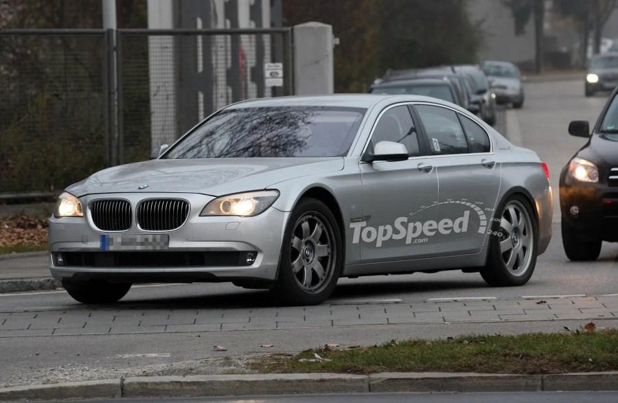 2015 BMW I5 Sedan | Top Speed