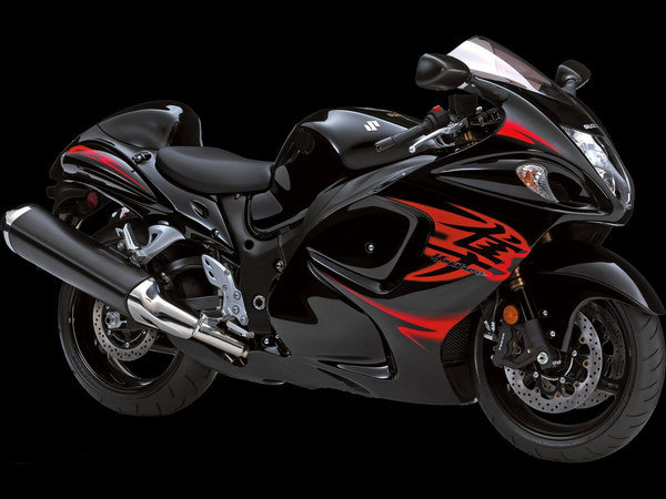 2012 Suzuki Hayabusa Review  Top Speed
