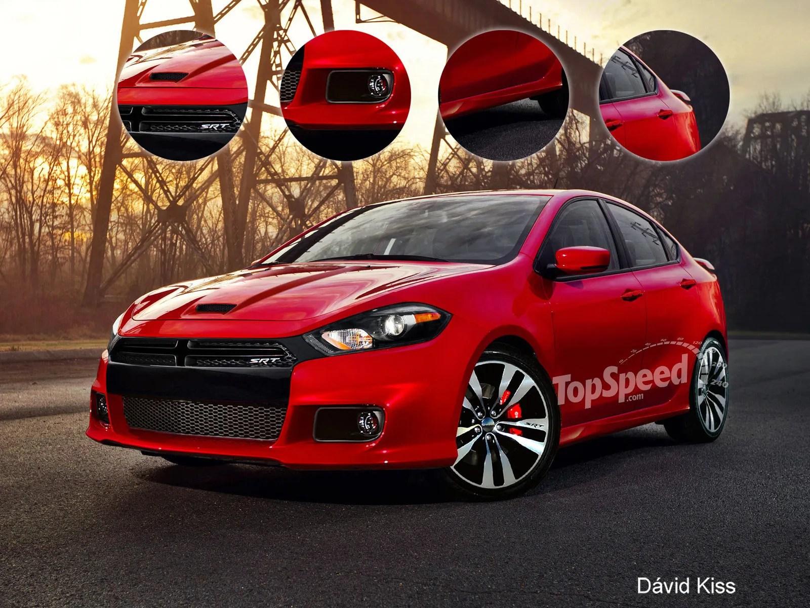 2012 Dodge Dart SRT4 Review - Top Speed
