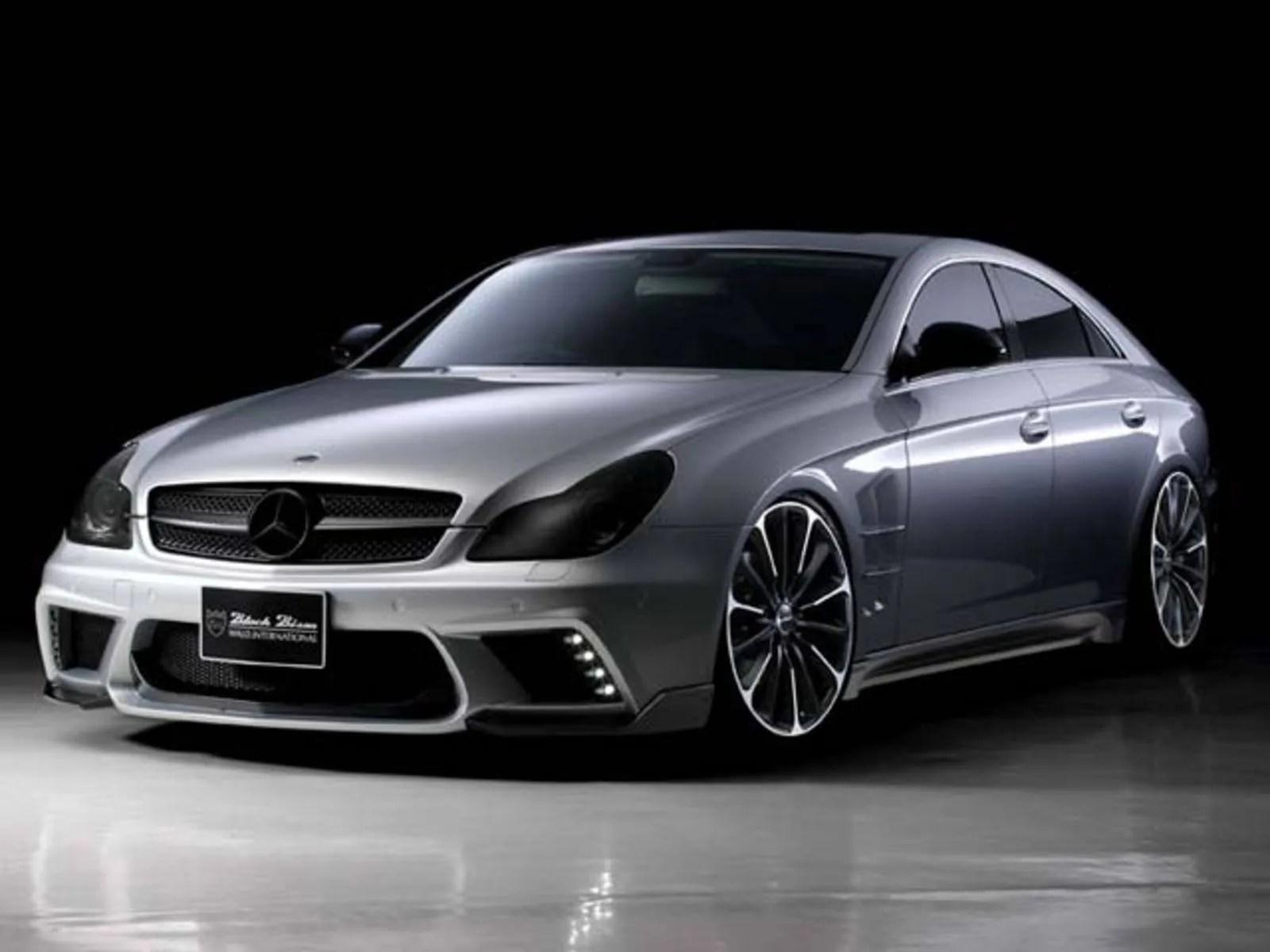 2012 Mercedes CLS Class Black Bison By Wald International