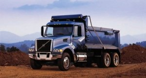 2009 Volvo VHD   truck review @ Top Speed