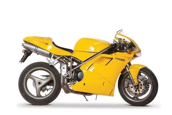 1996 Ducati 916 Biposto Review Top Speed
