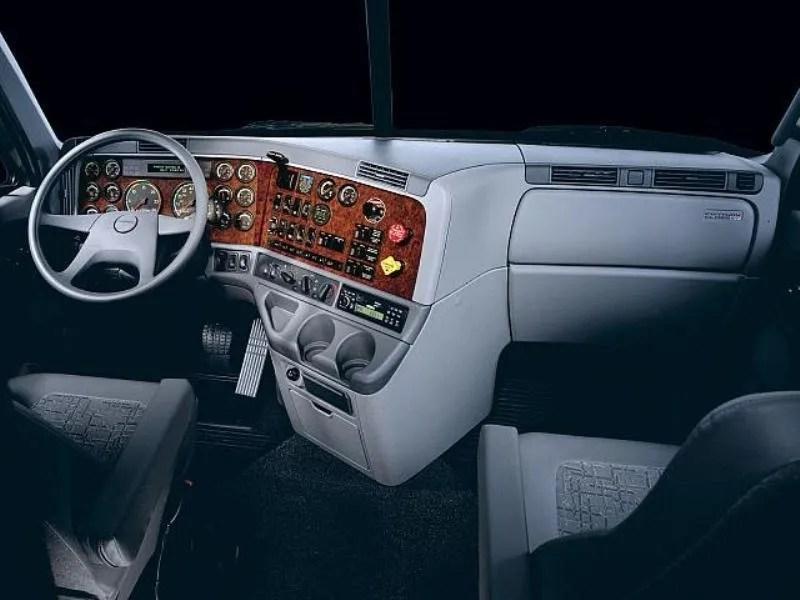 2004 Freightliner Century Class  Top Speed