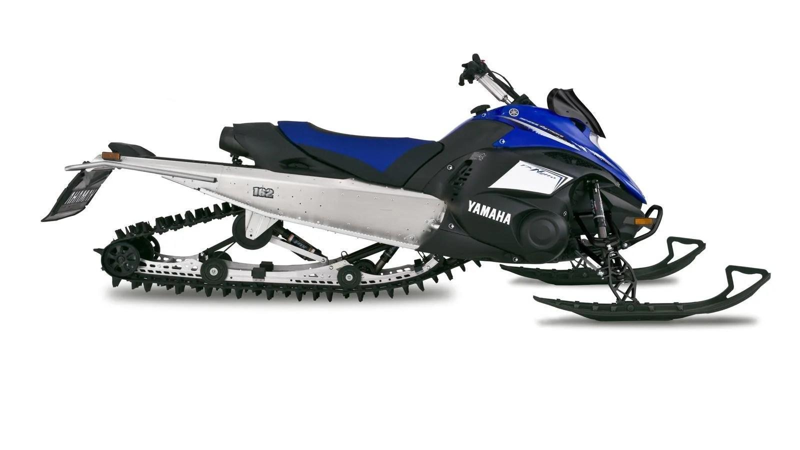 Yamaha Fxnytro Mtx 162