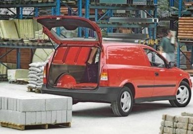 1998 2006 Opel Astra Van Truck Review Top Speed