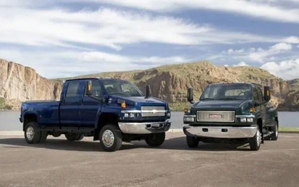 2003  2009 Chevrolet Kodiak  Truck Review @ Top Speed