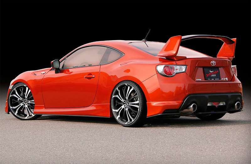 2013 toyota gt86 by barracuda top speed