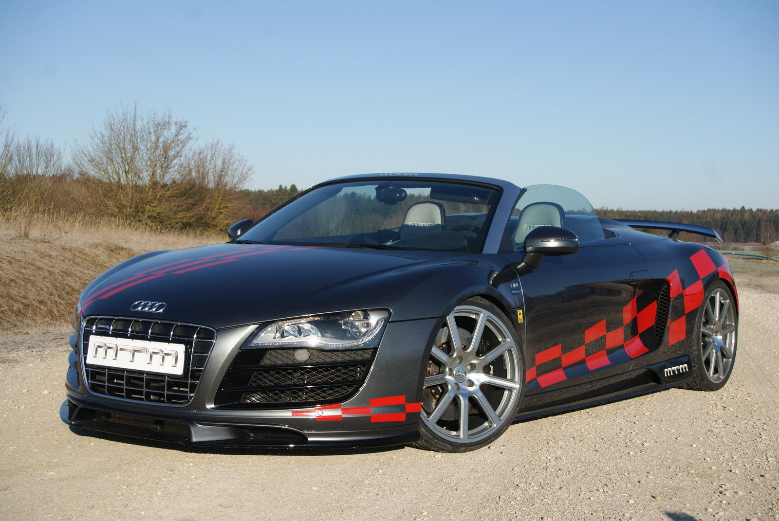 Sports Car Wallpaper For S8 2013 Audi R8 V10 Quattro By Mtm Top Speed