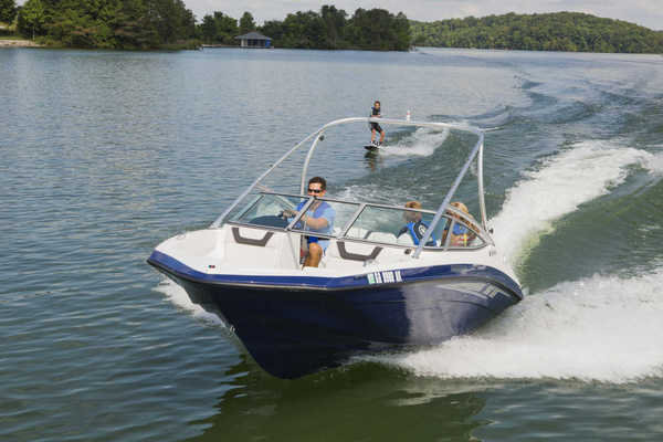 2013 Yamaha AR190  boat review  Top Speed