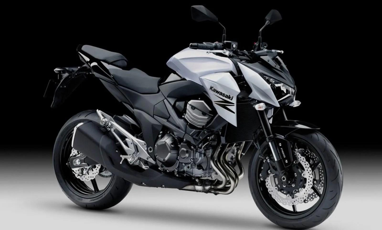 Kawasaki Z800 E Version Review