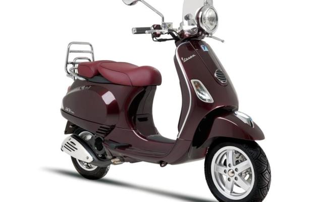 2013 Vespa Lxv 150 Ie Review Top Speed