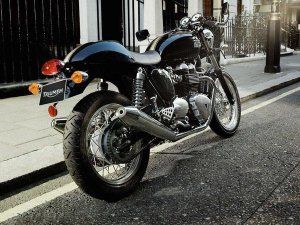 2013 Triumph Thruxton | motorcycle review @ Top Speed