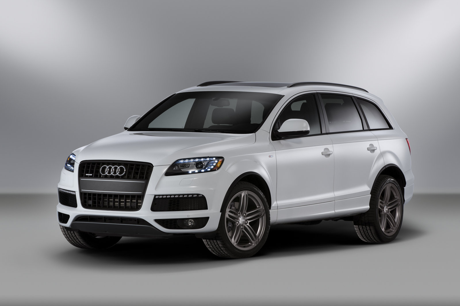 2014 Audi Q7 Review  Top Speed