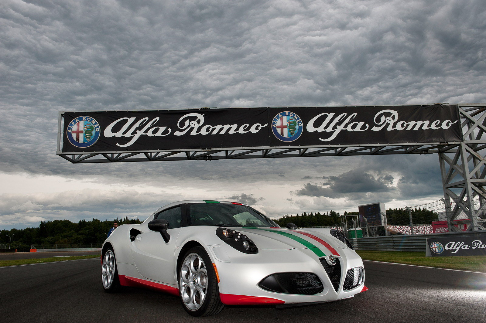 2014 Alfa Romeo 4c Safety Car Top Speed