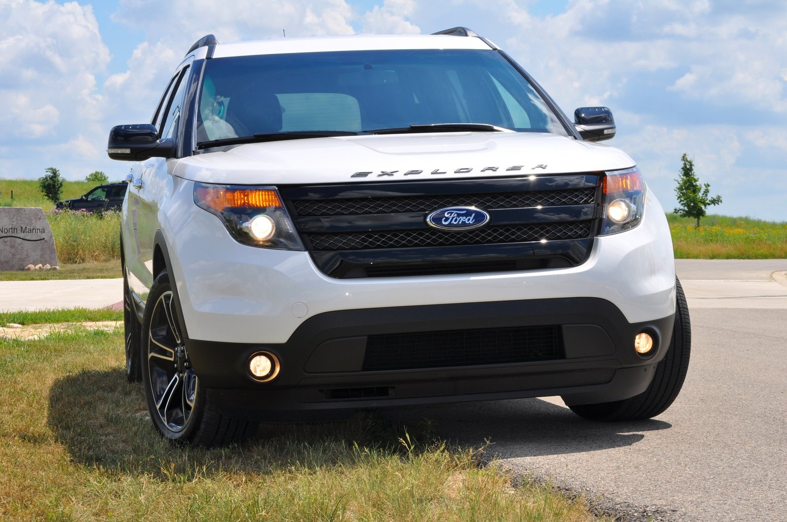2014 Ford Explorer Sport - Picture 516933