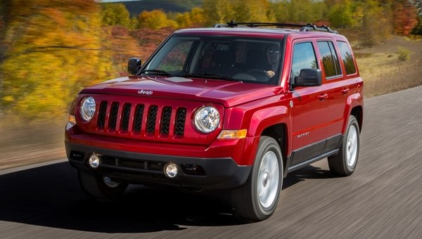 Jeep Compass And Patriot Will Be Replaced By One Single